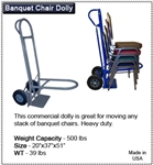Chiavari Chair Carts