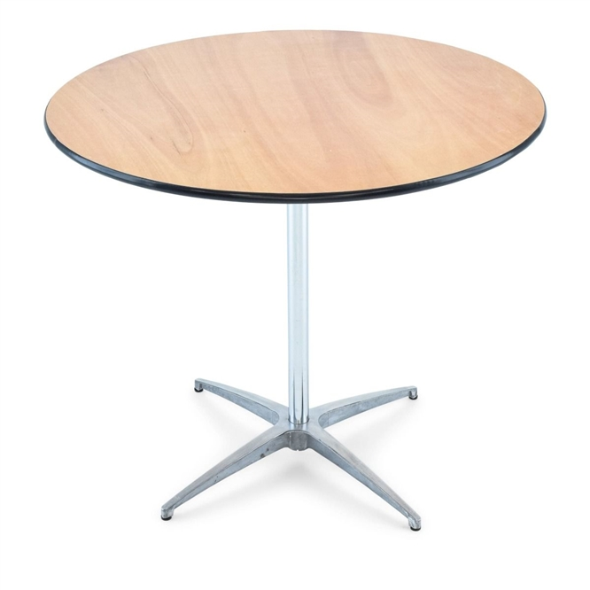 "36"" Cocktail Table Discounted"