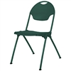 Mity-Lite Stack Chair Green