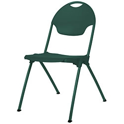 Tremendous Mity Lite Stack Chair Green Evergreenethics Interior Chair Design Evergreenethicsorg