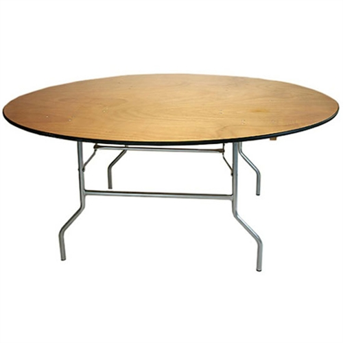 Strange 66 Plywood Round Folding Table Free Shipping Download Free Architecture Designs Grimeyleaguecom