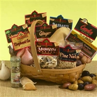 Gourmet Ingredients Basket