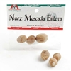 Whole Nutmeg Nuez Moscada Entera