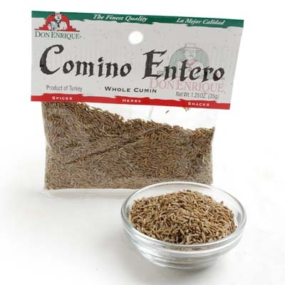 Whole Cumin Comino Entero