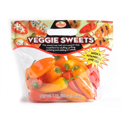Veggie Sweet Mini Peppers