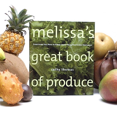 Melissas Great Book of Produce