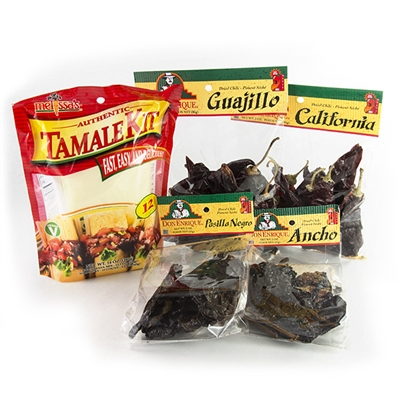 Tamale Party Package