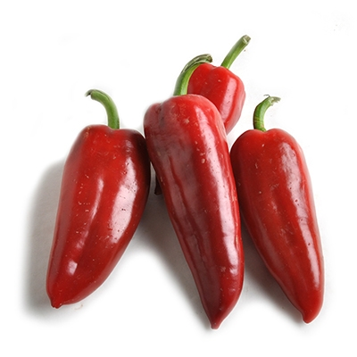 Sweet Red Kapia Peppers