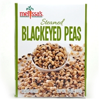 Steamed Blackeyed Peas