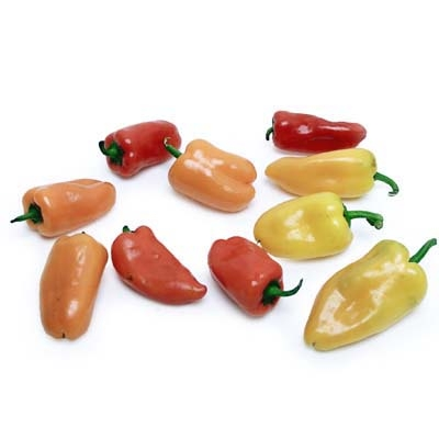 Organic Vine Sweet Mini Peppers