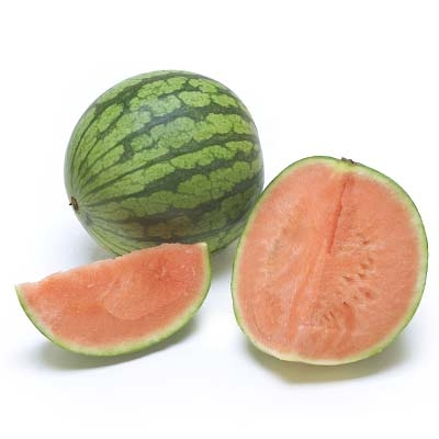 Organic Red Seedless Watermelons
