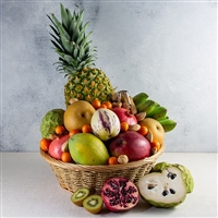 Exotic Centerpiece Basket