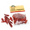 Dried Japones Pepper