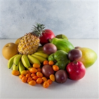 Exotic and Tropical Fruit Sampler Box