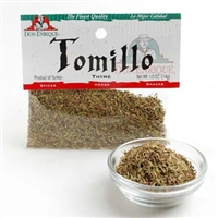 Dried Thyme/Tomillo (Don Enrique Brand)