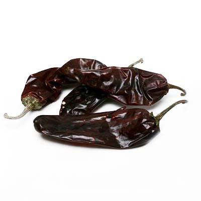 Dried New Mexico Peppers
