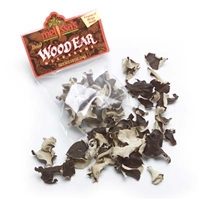 Dried Wood Ear Mushrooms