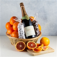Sparkling Sweetheart Basket