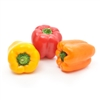 Organic Tri-color Bell Peppers