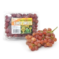 "Red Candy Sweetsâ""¢ Grapes"