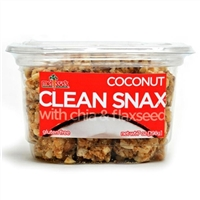 Clean Snax Case Coconut