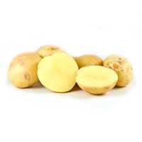 Organic Baby Yellow Potatoes