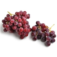 Organic Red Muscato Grapes, muscatos