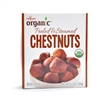 Organic Peeled & Steamed Chestnuts (Whole Peeled Cooked)