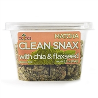 Clean Snax® Case - Matcha