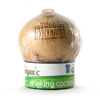 Organic Drinking Coconuts