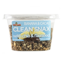 Clean Snax® Case - Banana and Cacao