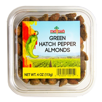 Hatch Pepper Almonds