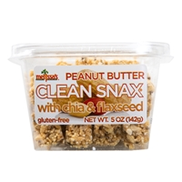 Clean Snax Case Peanut Butter