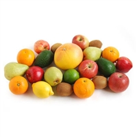 Organic Mixed Fruit Only Box