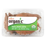Organic Baby Jewel Sweet Potatoes (Yams)