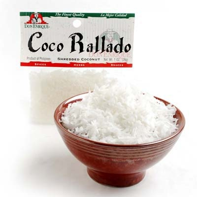 Shredded Coconut / Coco Rallado (Don Enrique Brand)
