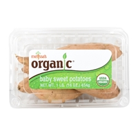 Organic Baby Sweet Potatoes