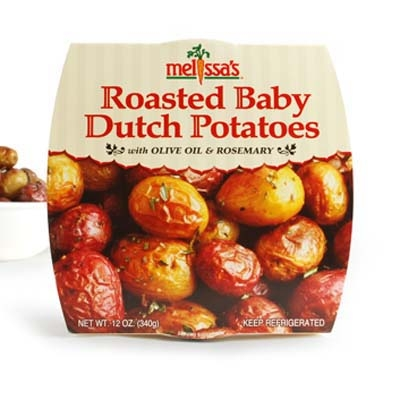 Roasted Baby Dutch Potatoes