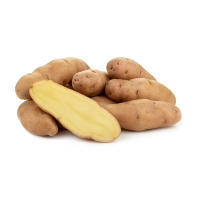 Ruby Crescent Fingerling Potatoes