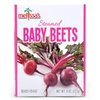Steamed Baby Red Beets