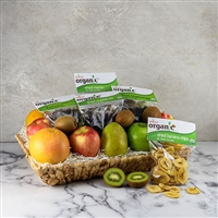 Fresh and Dried Organics Basket