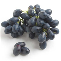 Black Muscato Grapes