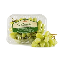 Green Muscato Grapes
