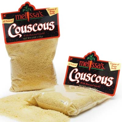 Couscous with Seasoning Packet