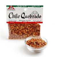 Crushed Chiles Chile Quebrado