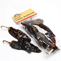 Dried Anaheim Peppers