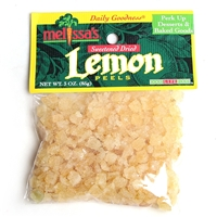 Dried Lemon Peel