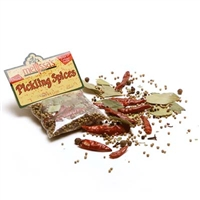 Dried Pickling Spices