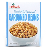 Peeled & Steamed Garbanzo Beans