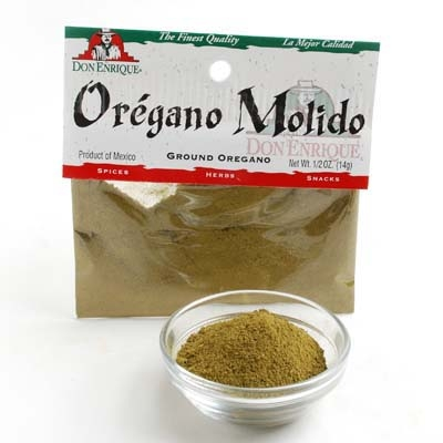 Ground Oregano Oregano Molido